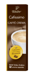 Tchibo Cafissimo Caffé Crema Fine Aroma (10ks)