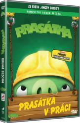Angry Birds: Prasátka 2 - DVD