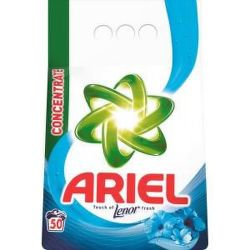 Ariel Touch of Lenor Fresh 50 PD - prací prášok 3,5kg