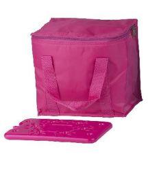 Cool-It DF-41994-R (ružová) - chladiaca taška cez rameno 7l