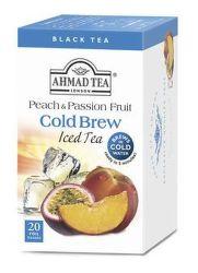 Ahmad Ľadový čaj broskyňa & granátové jablko (20ks)