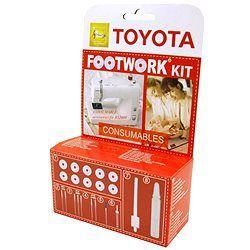 Toyota FWK-CNS-R servisný balíček