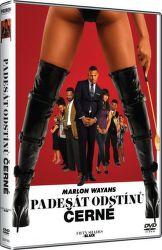 Päťdesiat odtieňov čiernej - DVD film