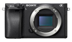 Sony Alpha A6300 (telo)