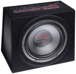 Mac Audio Edition BS 30 - subwoofer do auta