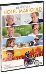Báječný hotel Marigold - DVD film
