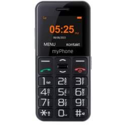 MyPhone EASY (čierna)