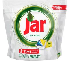 Jar Yellow 96 ks - tablety do umývačky riadu