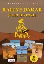 Rallye Dakar, 5ks - DVD film