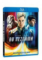 Star Trek: Do neznáma - Blu-ray film