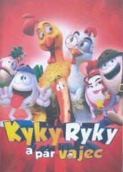 Kyky Ryky a pár vajec - DVD film