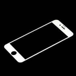 Winner ochranné tvrdené sklo 3D iPhone 6S, biele