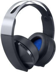 PlayStation 4 Platinum, Wireless Headset
