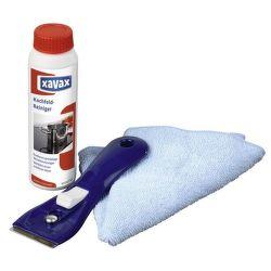 XAVAX 111718 čistiaci set na sklokeramické/indukčné plochy