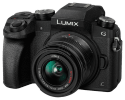 Panasonic Lumix DMC-G7 + G Vario 14-42mm (čierny)