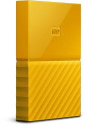 "WD My Passport 2,5"" 4TB USB 3.0 (žltý)"