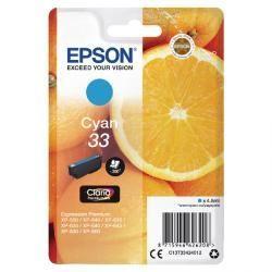EPSON 33 cyan - atrament