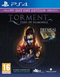 PS4 - Torment: Tides of Numenera One Day Edition
