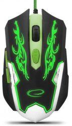 Esperanza 6D Cyborg zelená