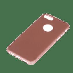 Winner iPhone 7 Velvet ružové puzdro na mobil