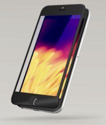Sturdo 3D Ochranné sklo Fiber iPhone 7 čierne