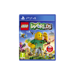 LEGO Worlds - PS4 hra