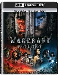 Warcraft: První střet - 2xBD (Blu-ray + 4K UHD film)