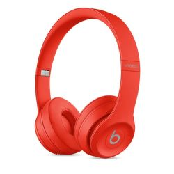Beats by Dr. Dre Solo3 Wireless červená