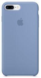 Apple silikónový kryt pre iPhone 7 Plus, Azure