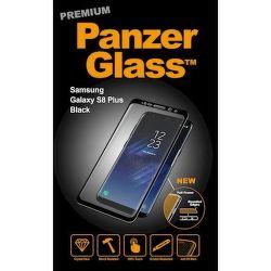 Panzerglass čierne tvrdené sklo na Samsung Galaxy S8+