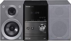 Panasonic SC-PM602 strieborný