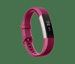 Fitbit Alta HR L ružový