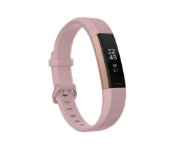 Fitbit Alta HR L ružovo-zlatý