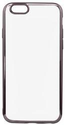 Mobilnet Gumené puzdro pre iPhone 6 čierne