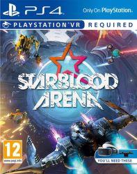 PS VR StarBlood Arena - PS4 hra