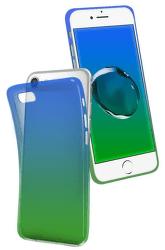 SBS Cool zadný kryt pre iPhone 6/7 modro-zelený