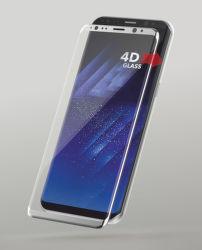 Sturdo 4D ochranné sklo Samsung Galaxy S8 strieborné