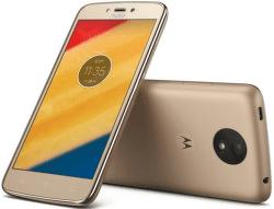 Motorola Moto C Plus Dual SIM zlatý