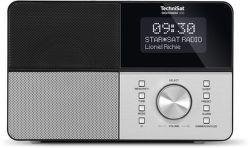 TechniSat DigitRadio 306 strieborné