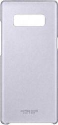 SAMSUNG Clear pre Galaxy Note8, šedá