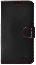 FIXED FIT knižkové puzdro iPhone 6/6s, čierne