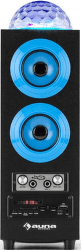 Auna DiscoStar modrý