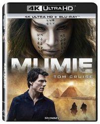 Mumie (2017) - 2xBD (Blu-ray + 4K UHD film)