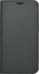 MOBILNET knižkové puzdro pre Samsung Galaxy A3 2017, čierna