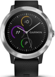GARMIN vívoActive3 strieborno-čierna