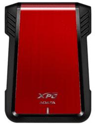 "A-DATA XPG EX500 2.5"" HDD/SSD USB 3.1 červený box"