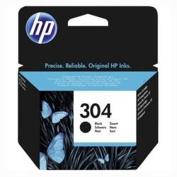 HP 304, black, Cartridge