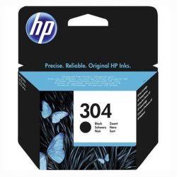 HP 304, black, Cartridge