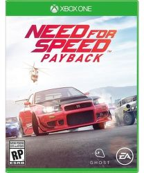 Need for Speed Payback Payback - Hra na XBox One