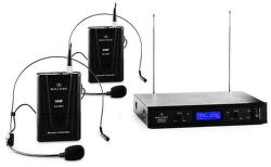 Malone VHF-400 Duo 2 bezdrôtový mikrofónový set